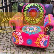 set sofa patchwork